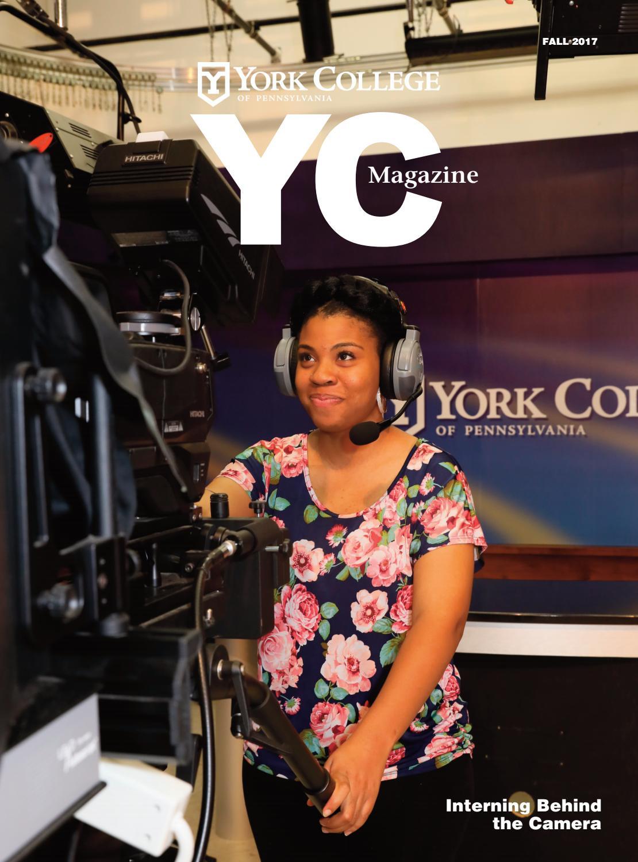 Fall 2017 YC Magazine by York College of PA - issuu