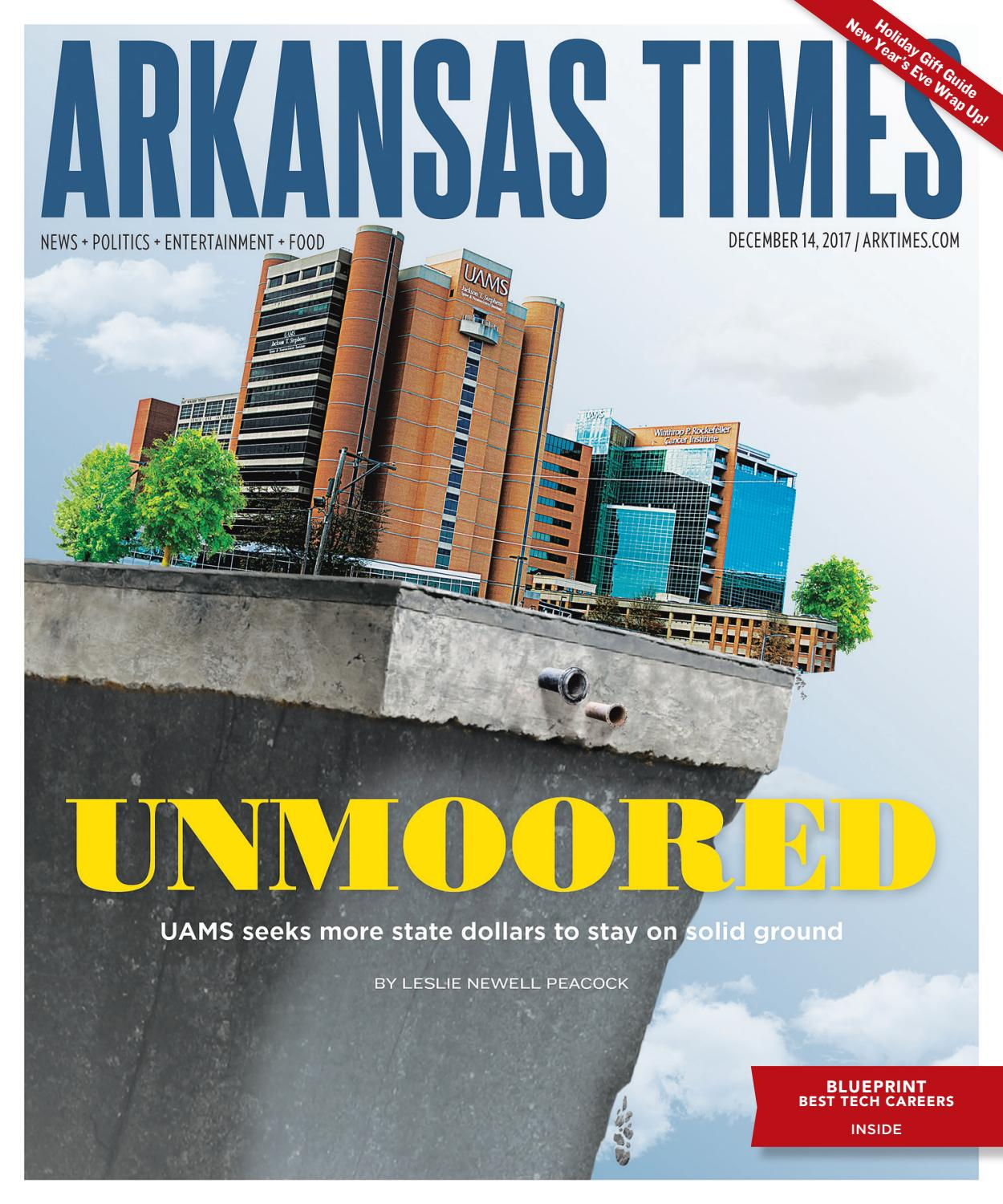 Arkansas times december 14 2017 by arkansas times issuu malvernweather Gallery