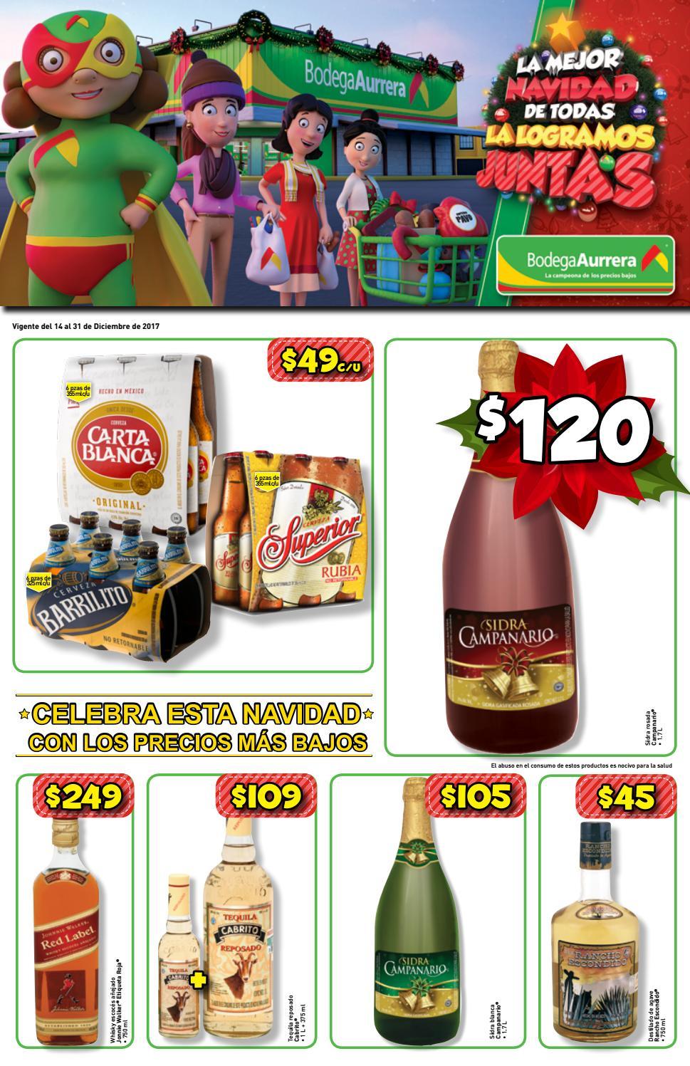 Celebra La Navidad A Lo Grande By Bodega Aurrera Issuu