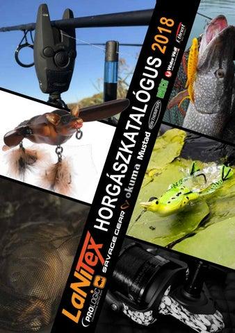 Lanitex Kft. horgászcikk katalógus 2018 by LaNiTex Kft. - issuu 68361a6887