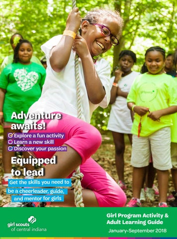 f876bf6fd4 Spring Program Guide 2018 by Girl Scouts of Central Indiana - issuu