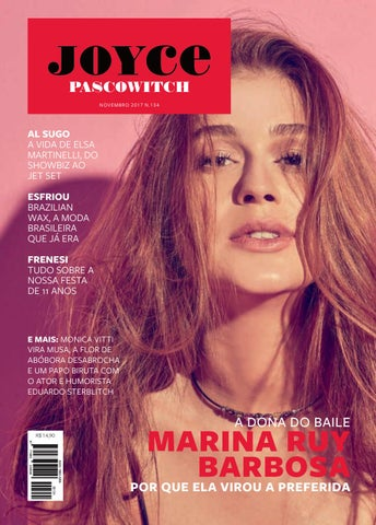 Revista Joyce Pascowitch 145 - 12 Anos by Revista JP - issuu 17cee3f25c3
