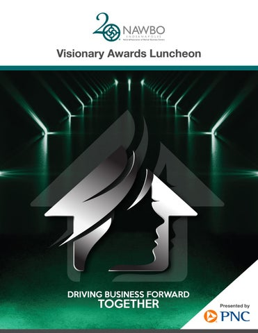 2017 Visionary Awards Winners Program