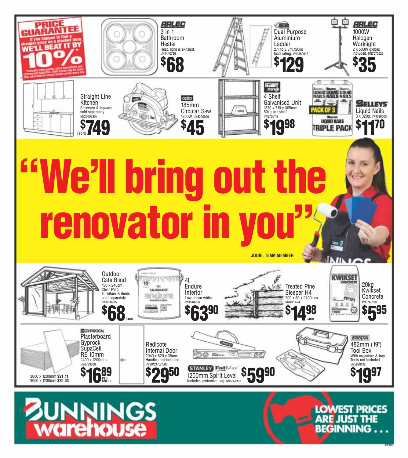 Bunnings Catalogue Test by gaster teh object hingy - issuu