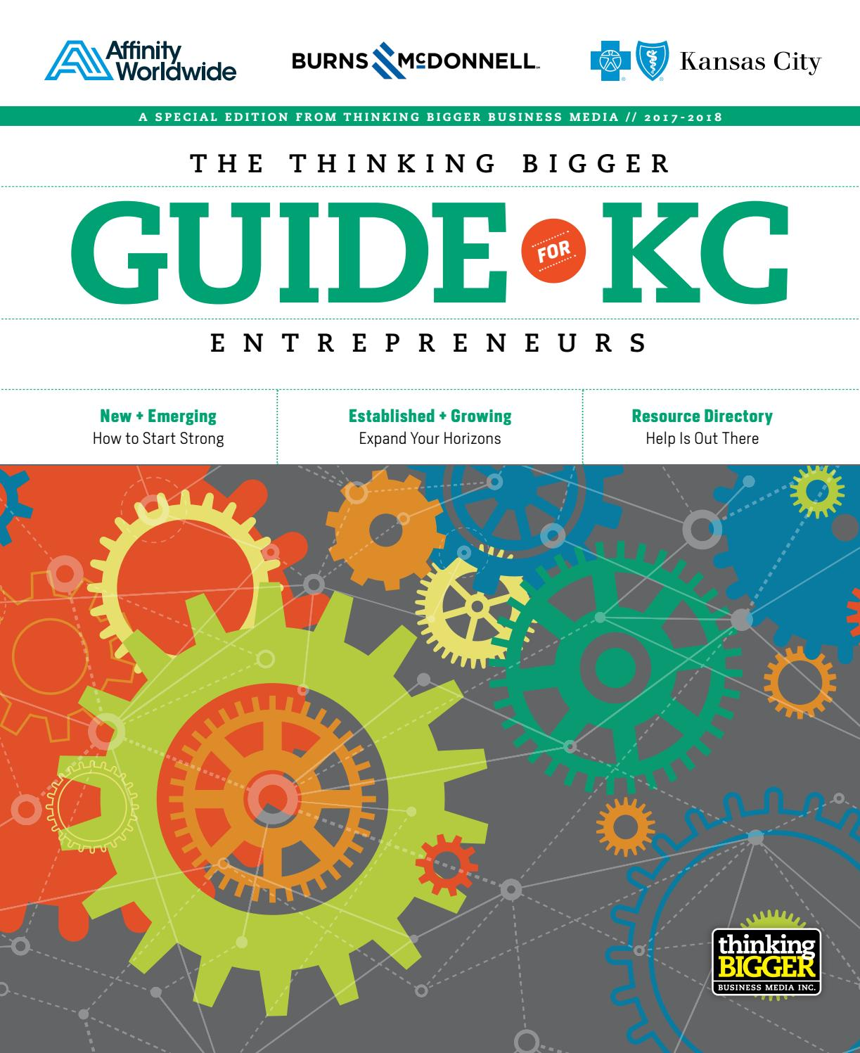 2018 Annual Thinking Bigger Guide - Thinking BIgger Business Media by  Thinking Bigger Business Magazine - issuu
