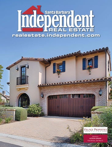 Santa Barbara Independent Real Estate, 12/14/17 by SB ... on