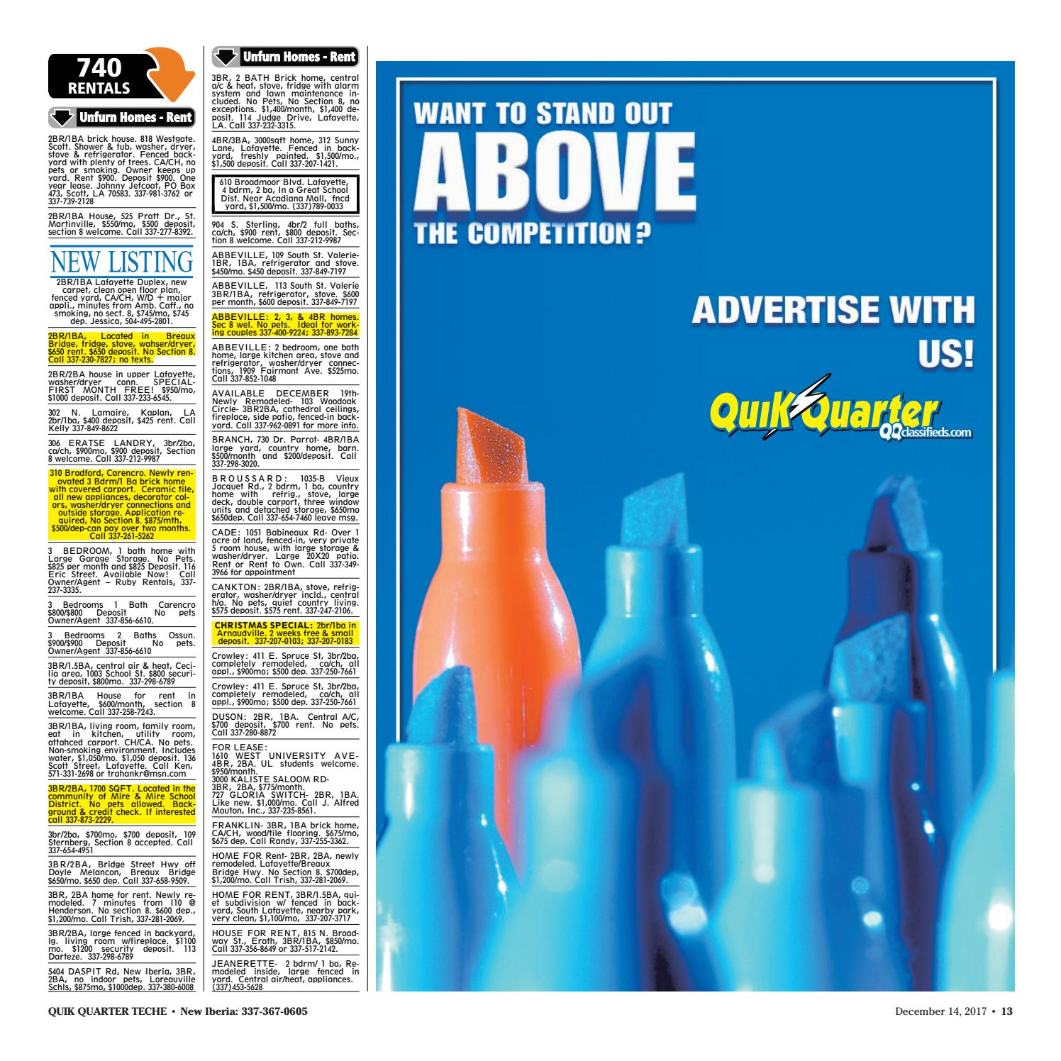 QQ Teche_12 14 2017 by Part of the USA TODAY NETWORK - issuu