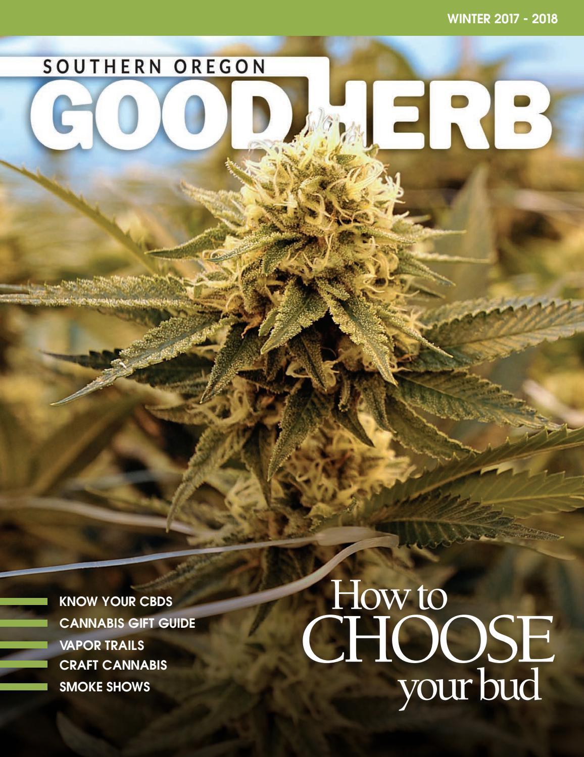 Southern Oregon Good Herb by Rosebud Media - issuu