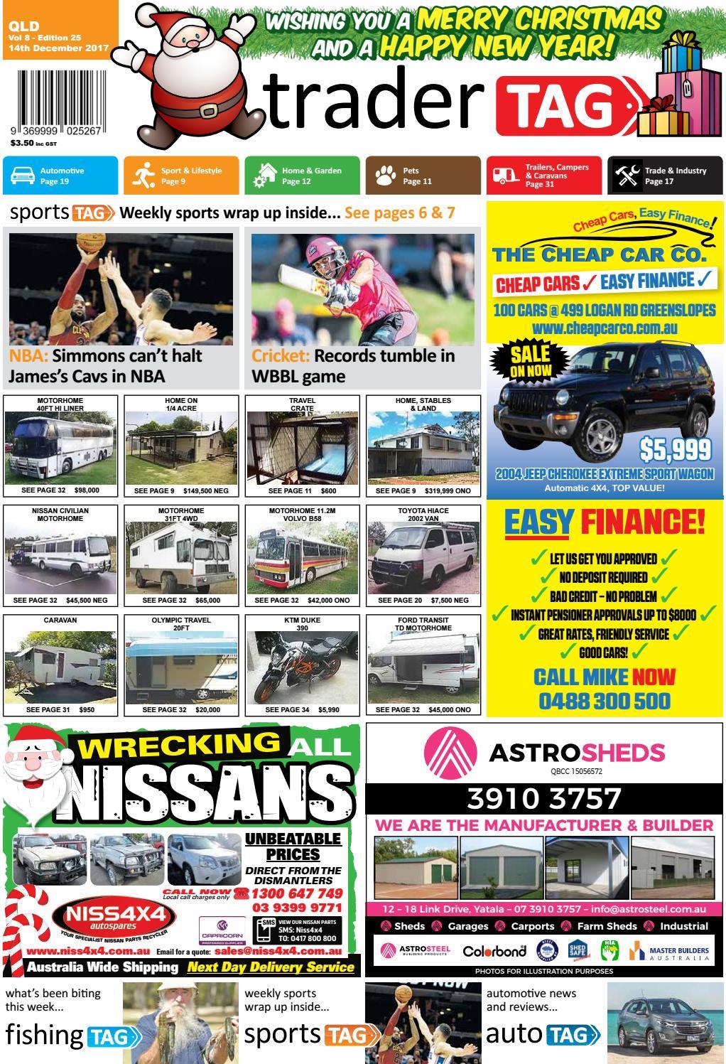 8aff75eb7dbb90 TraderTAG - Queensland - Edition 25 - 2017 by TraderTAG Design - issuu