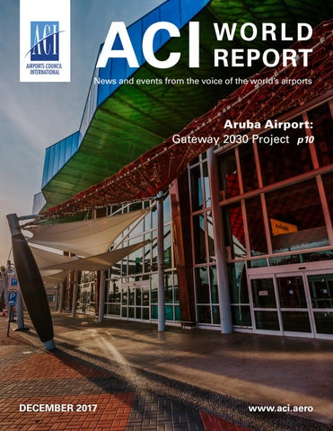 ACI World Report - December 2017 by Airports Council