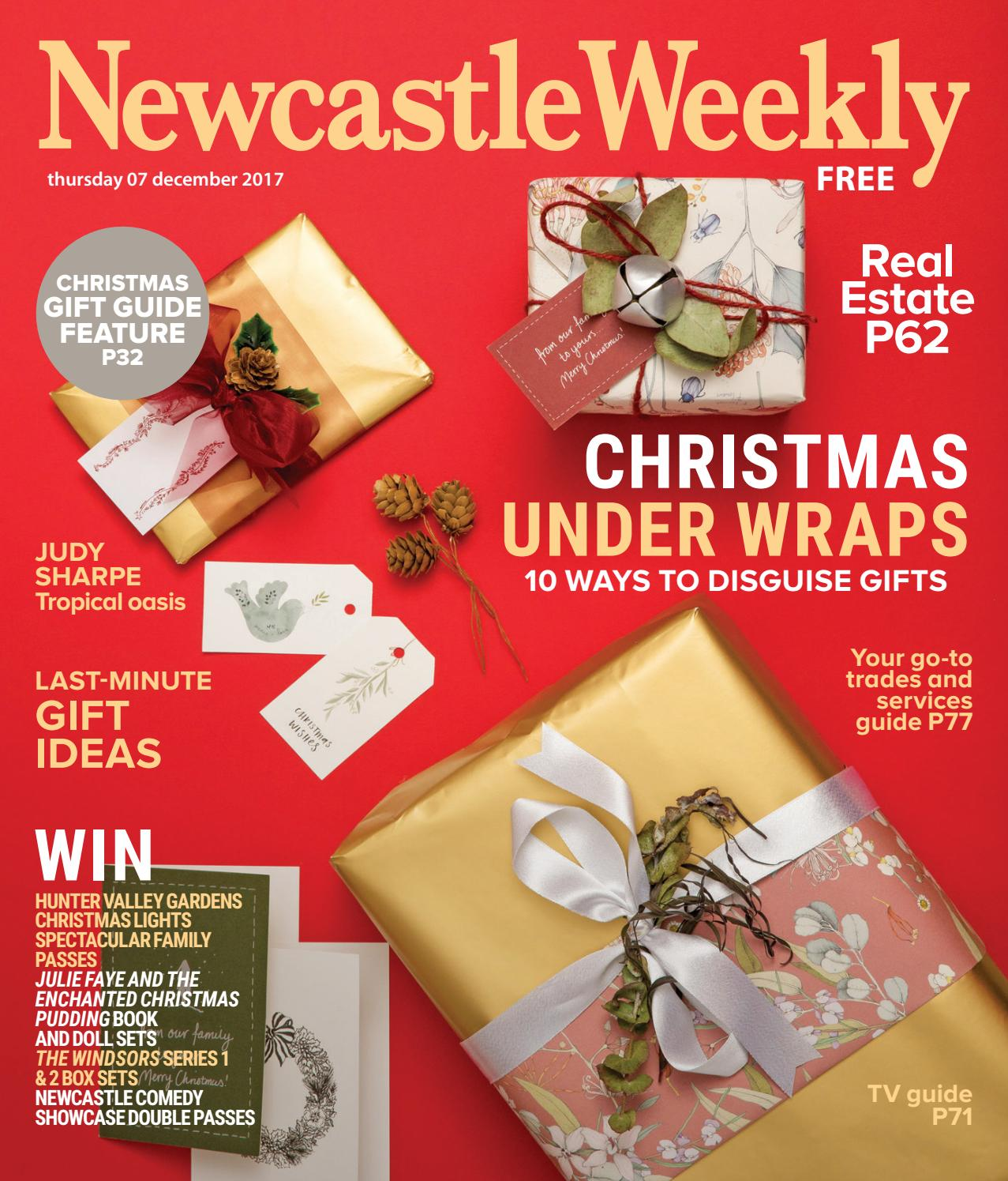 December By Newcastle Weekly Magazine Issuu - Free catering invoice template gucci outlet store online