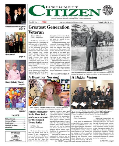 66724785050 Gwinnett's oldest locally owned newspaper - established 1988 Covering  Snellville, Grayson, Lawrenceville, Lilburn, Loganville