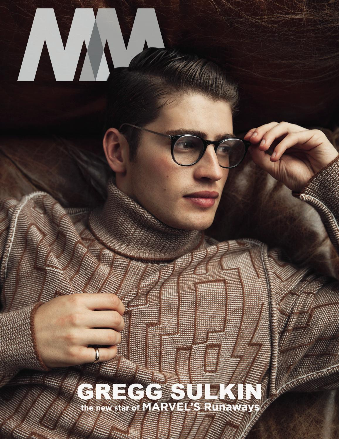 5cbfa7a206 Hollywood Issue - Gregg Sulkin by METROPOLIS STYLE - issuu