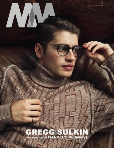 5b9d104eca Hollywood Issue - Gregg Sulkin by METROPOLIS STYLE - issuu