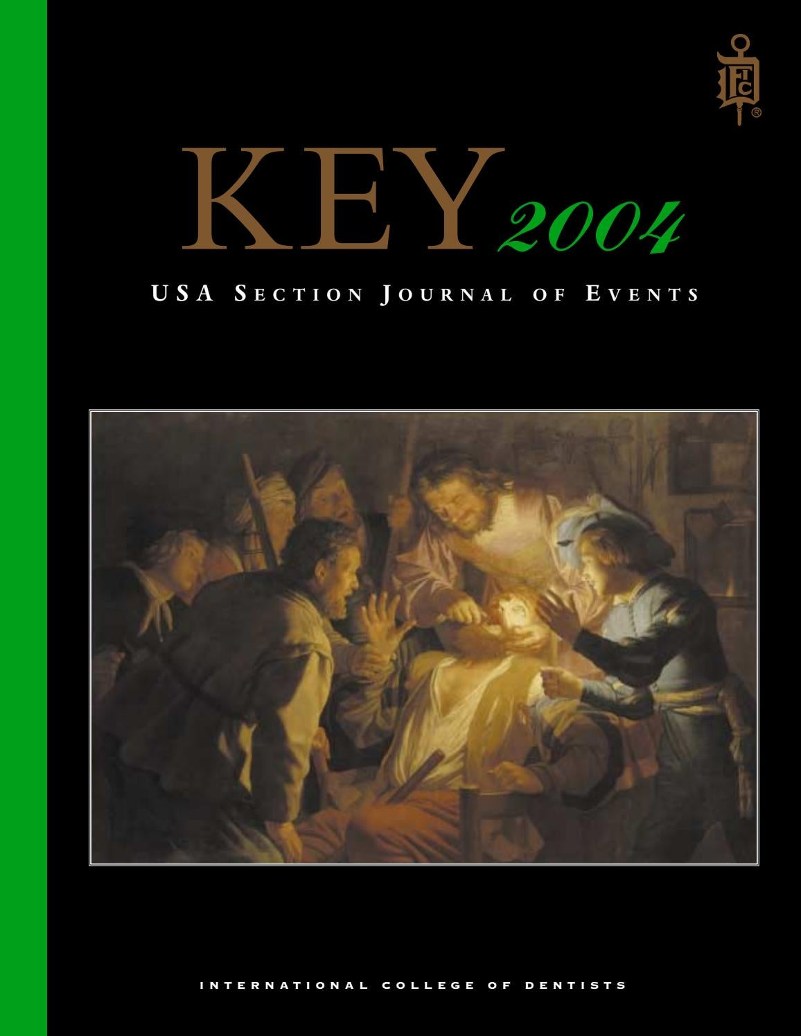 Key 2004 by International College of Dentists USA Section - issuu