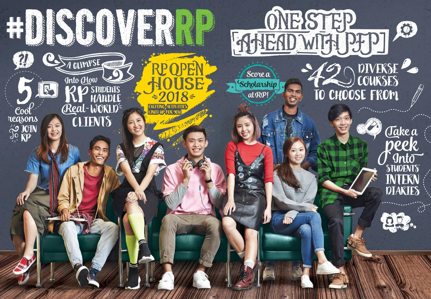 DiscoverRP - December 2017 by Republic Polytechnic - issuu