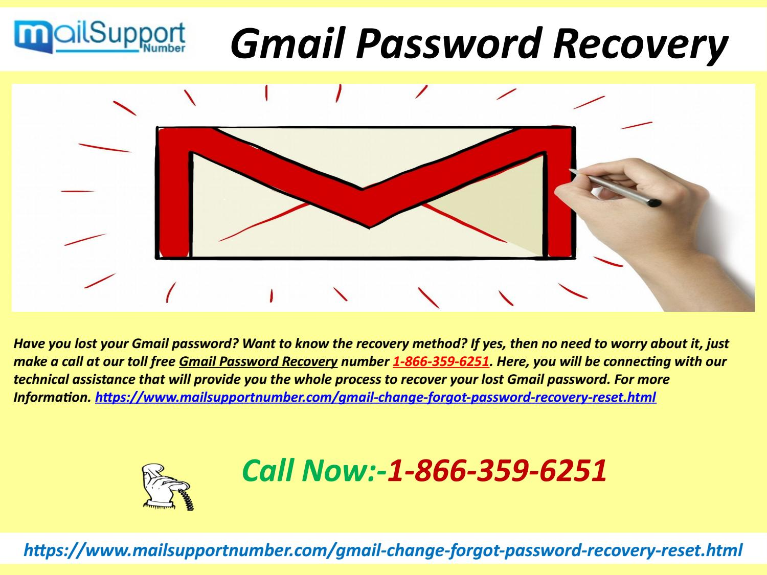 how to change a forgotten password in gmail