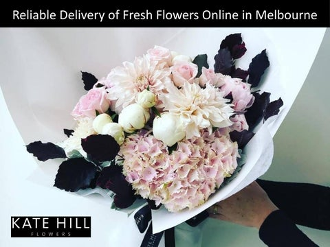 Page 1. Reliable Delivery of Fresh Flowers Online ...