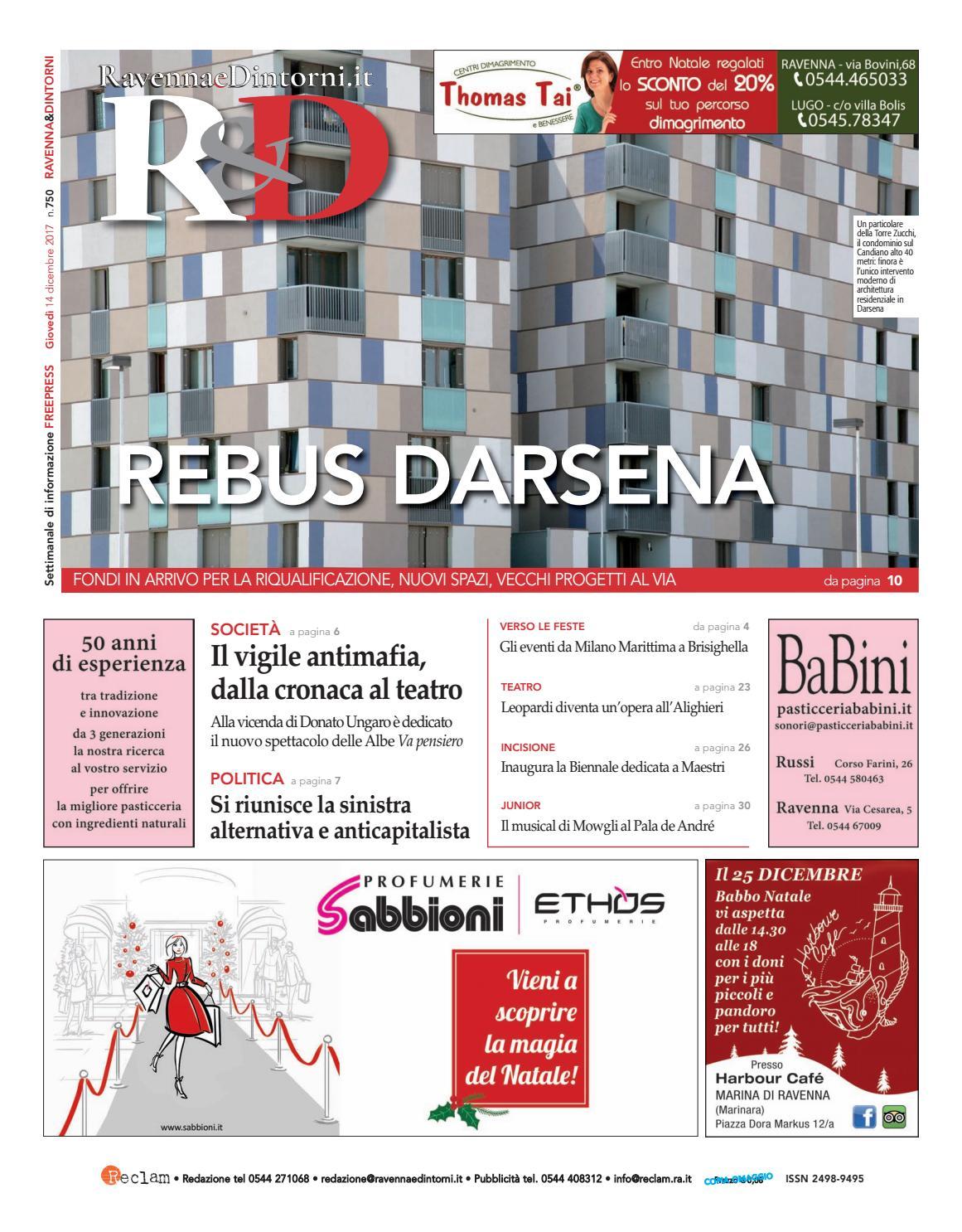 Rd 14 12 17 by Reclam Edizioni e Comunicazione - issuu ebbf480bd8de