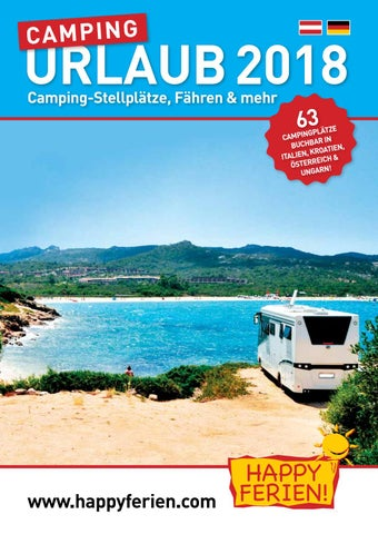 Happy Ferien Camping Katalog 2018 by Gebetsroither ...