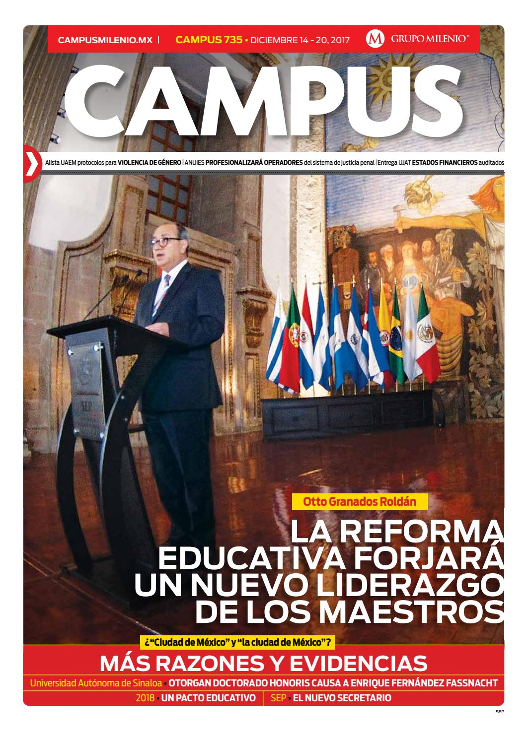Campus 735 by Campus Milenio - issuu