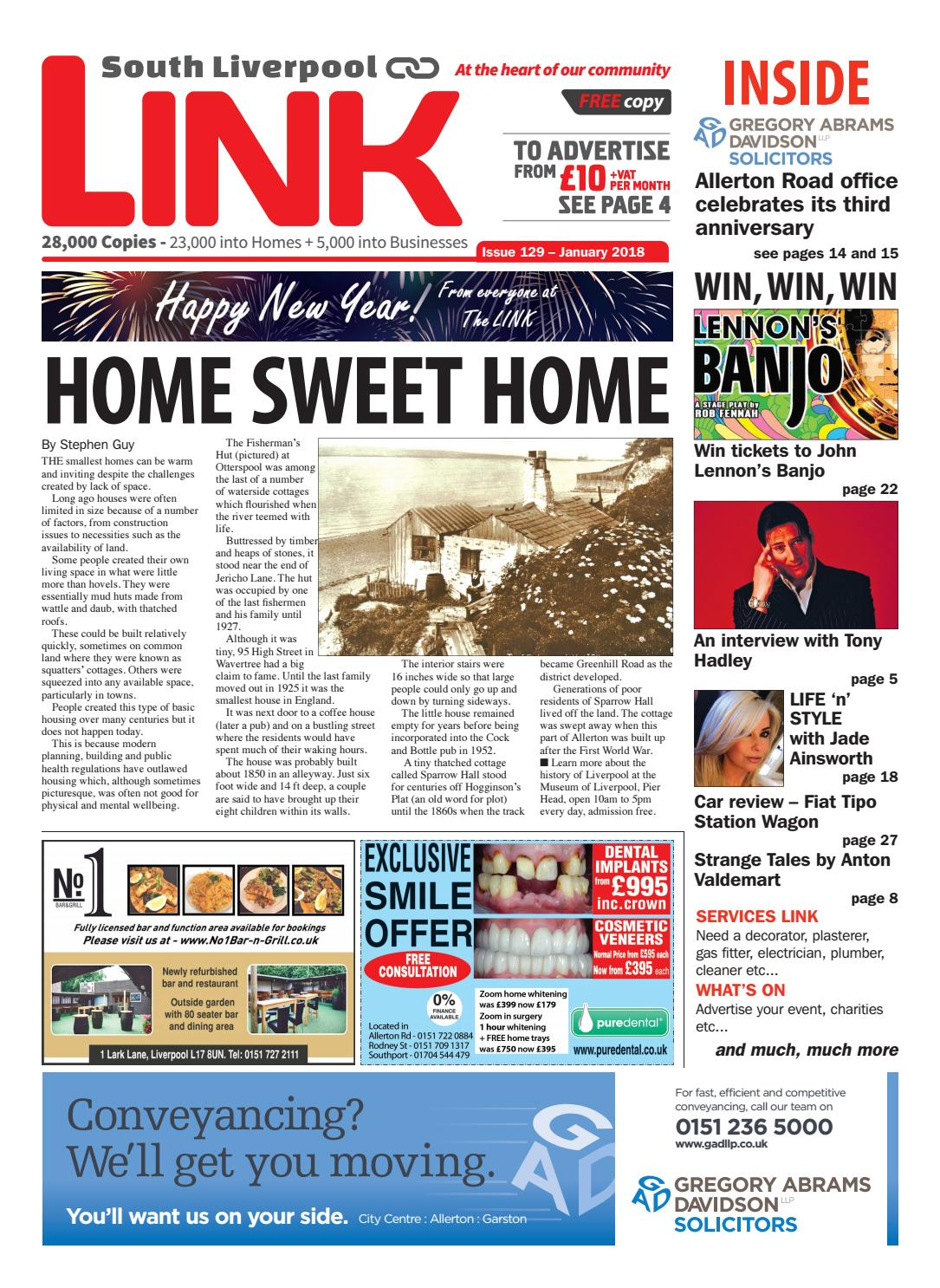 South liverpool issue 129 jan 2018 by Liverpool Link - issuu