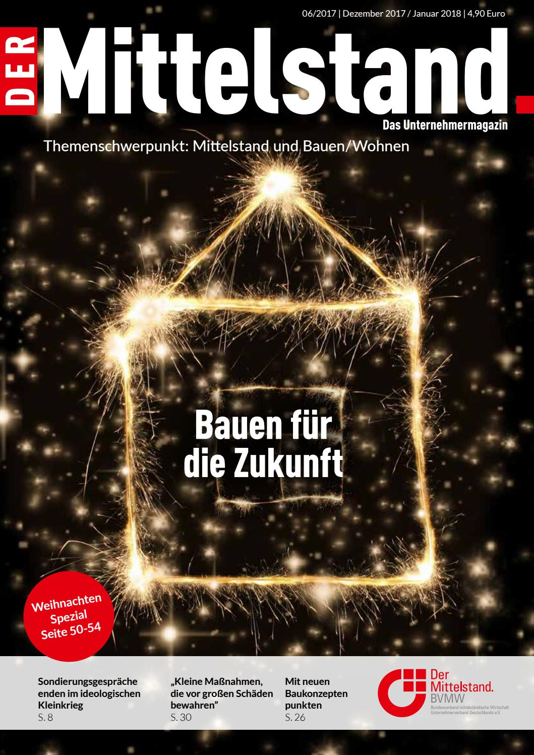 DER Mittelstand. Ausgabe 06/2017 by mattheis werbeagentur gmbh - issuu