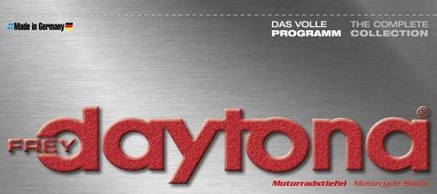 Daytona EVO SPORTS GTX Gore Tex, Farbe schwarzgelb