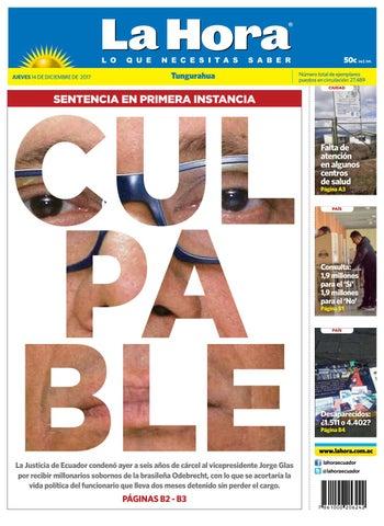 d695820fac Ambato14diciembre2017 by Diario La Hora Ecuador - issuu