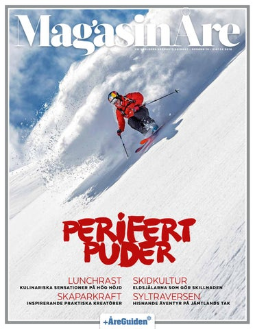 Magsin Åre Winter 2017 by Magasin Åre - issuu 225a0ac5edae9