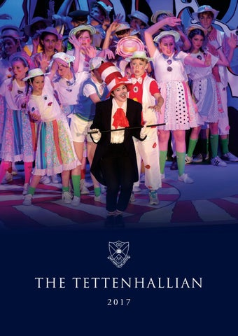 Tettenhallian 2017 by Tettenhall College - issuu