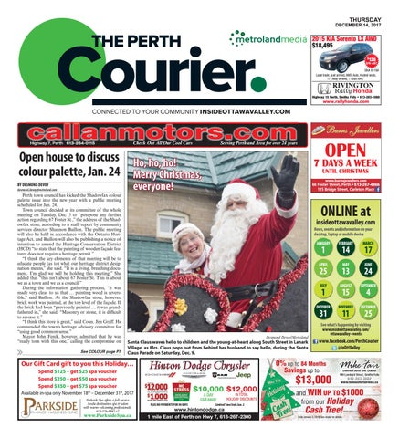 Perth121417 by metroland east the perth courier issuu page 1 fandeluxe Image collections