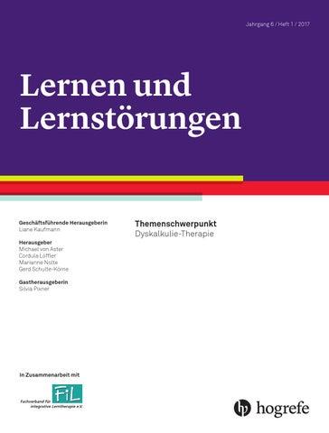 Leseprobe LLS 2018 by Hogrefe - issuu