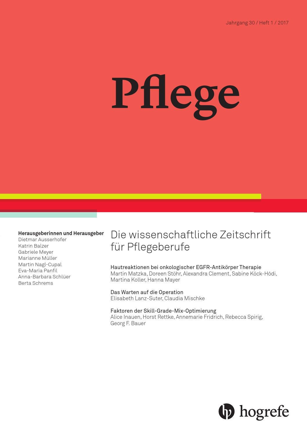 Leseprobe PFL 2018 by Hogrefe - issuu