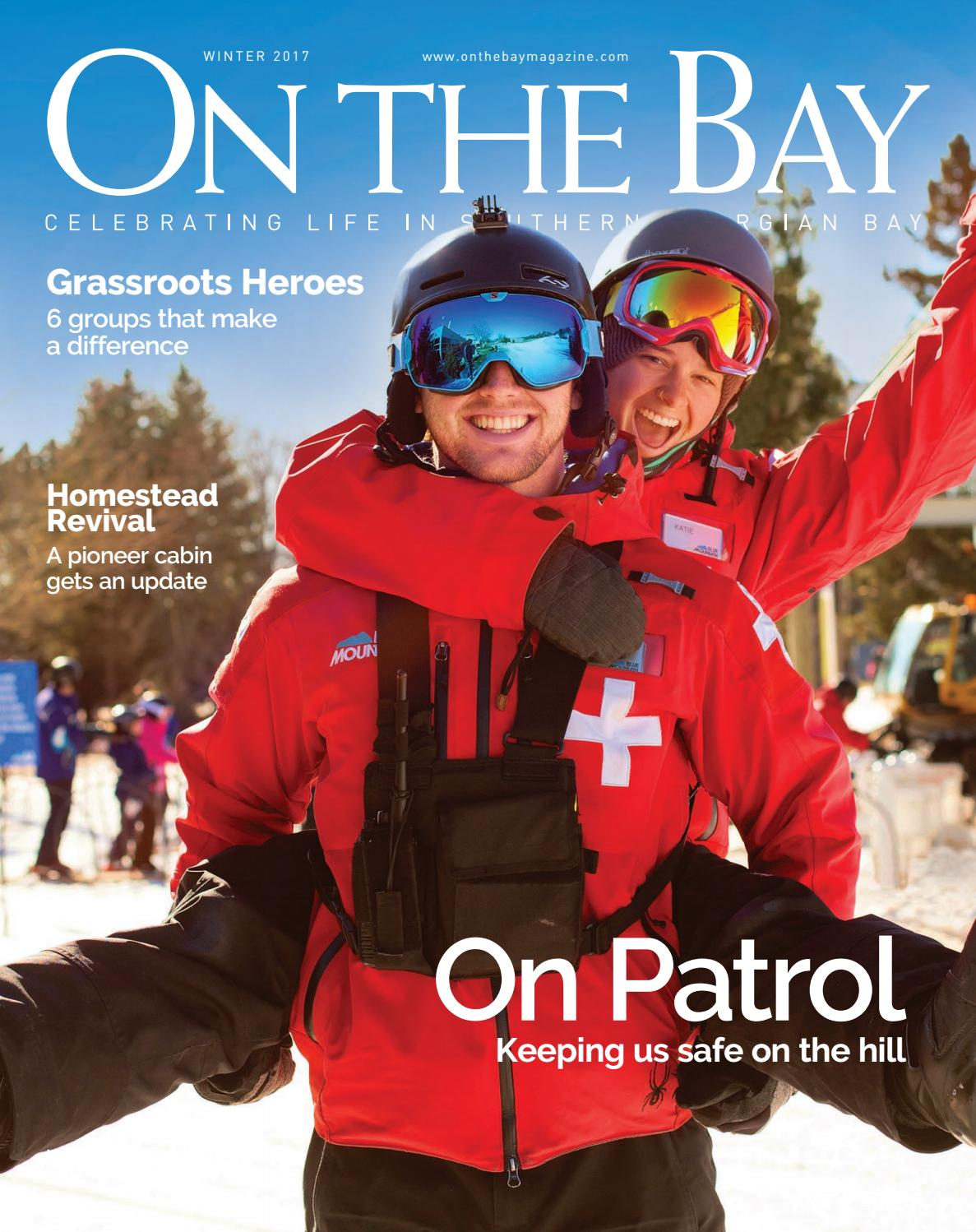 On The Bay Winter2017 by On The Bay Magazine - issuu