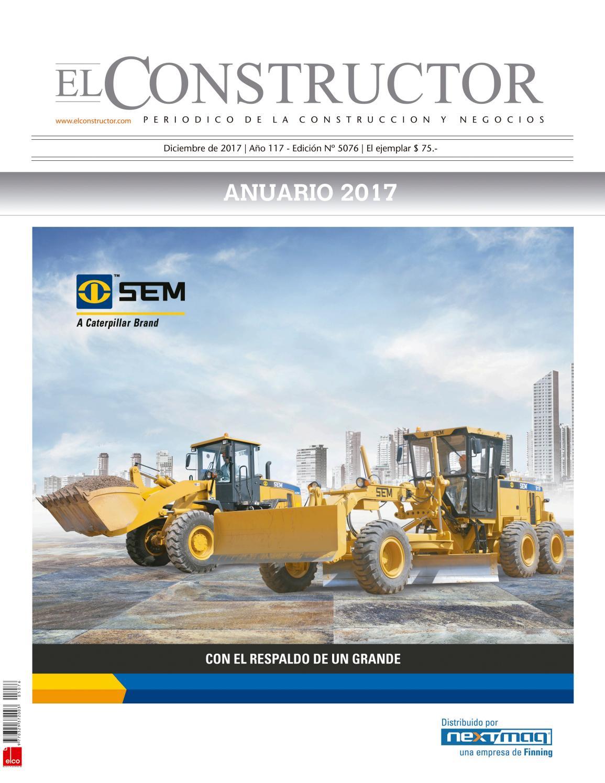 El Constructor - Especial Anuario by ELCO Editores - issuu
