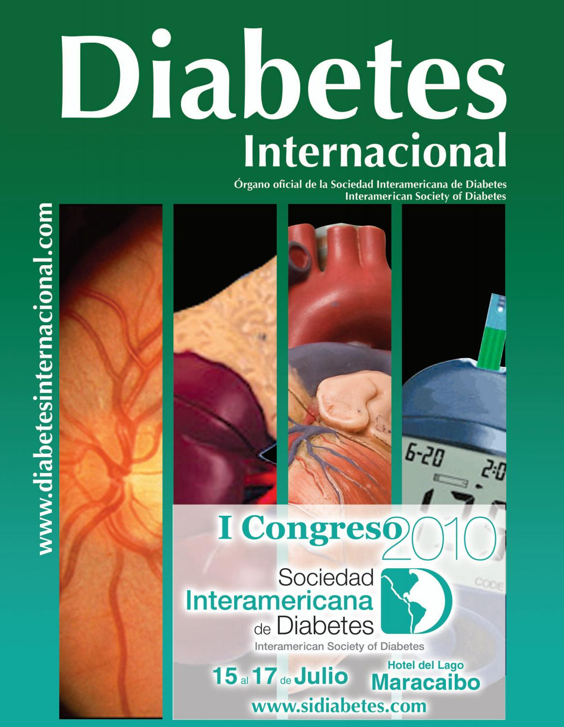 revisiones del protocolo de diabetes stz
