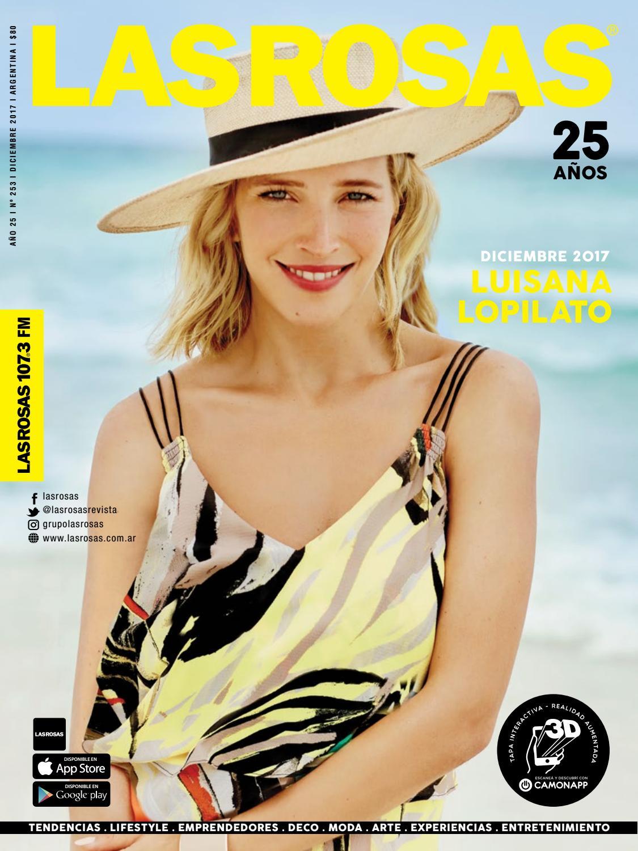 cf2c87848376 Luisana Lopilato - Edición 253 by Revista Las Rosas - issuu