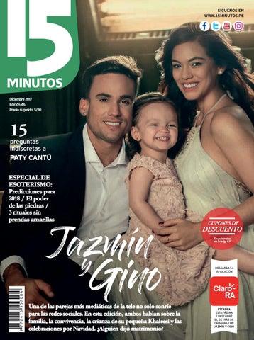 Revista 15 Minutos Diciembre 2017 by Revista 15 MINUTOS Perú - issuu 7deb2cfb347
