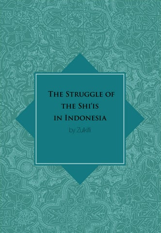 The Struggle of the Shi'is in Indonesia
