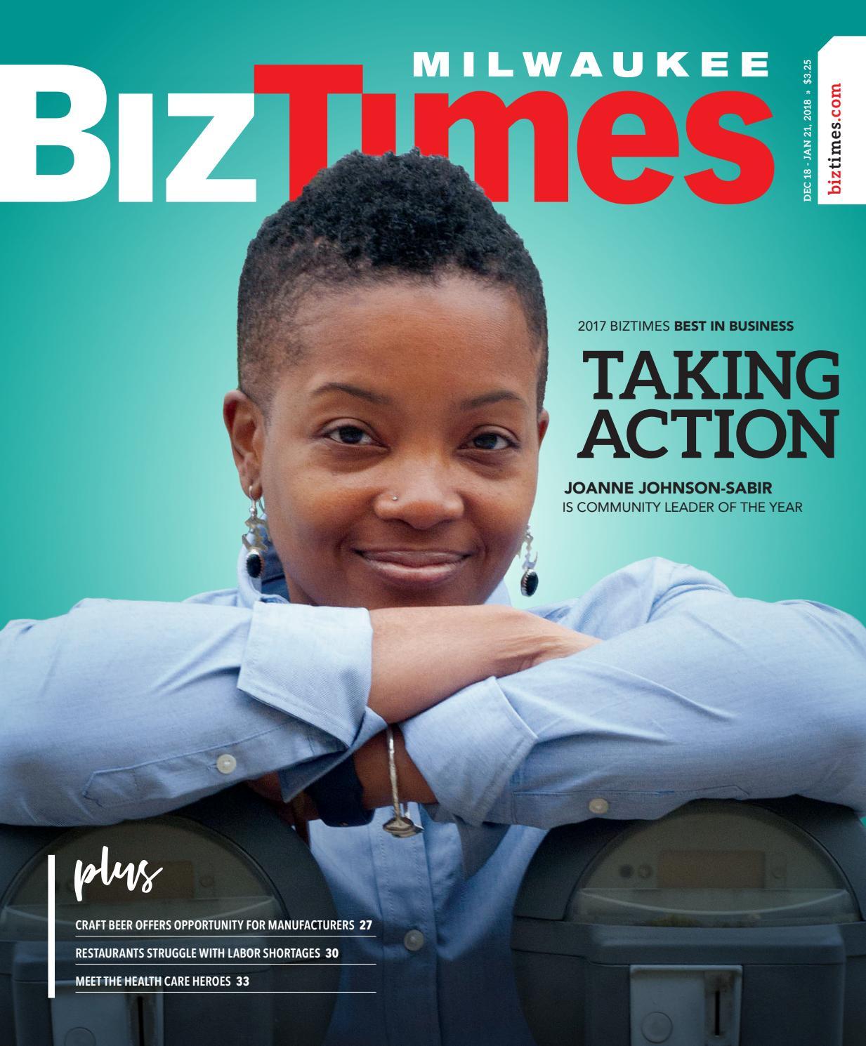 BizTimes Milwaukee   December 18, 2017 by BizTimes Media ...