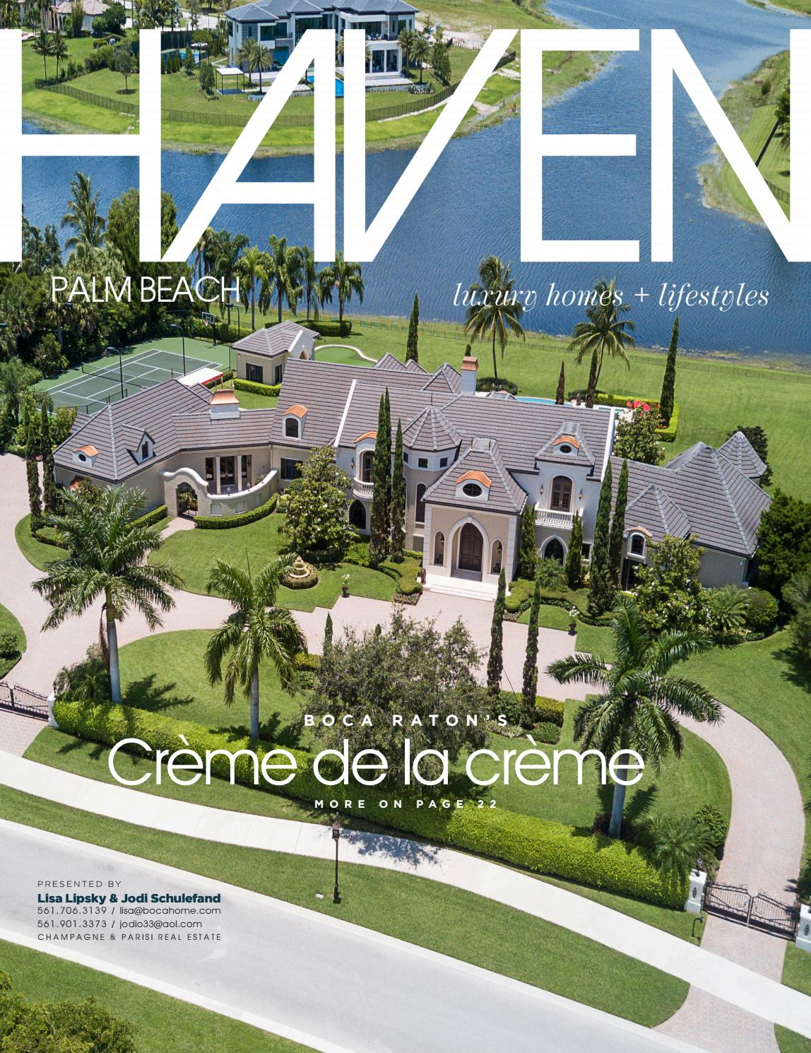 Haven Palm Beaches - 12/17 by Haven Miami - issuu