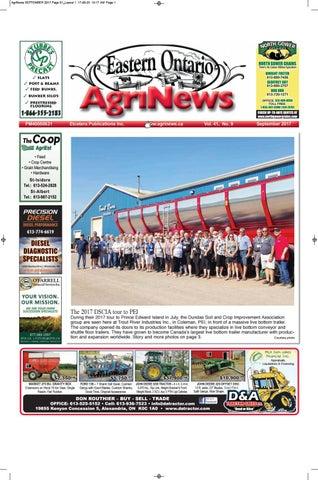 Agrinews September 2017 by Robin Morris issuu