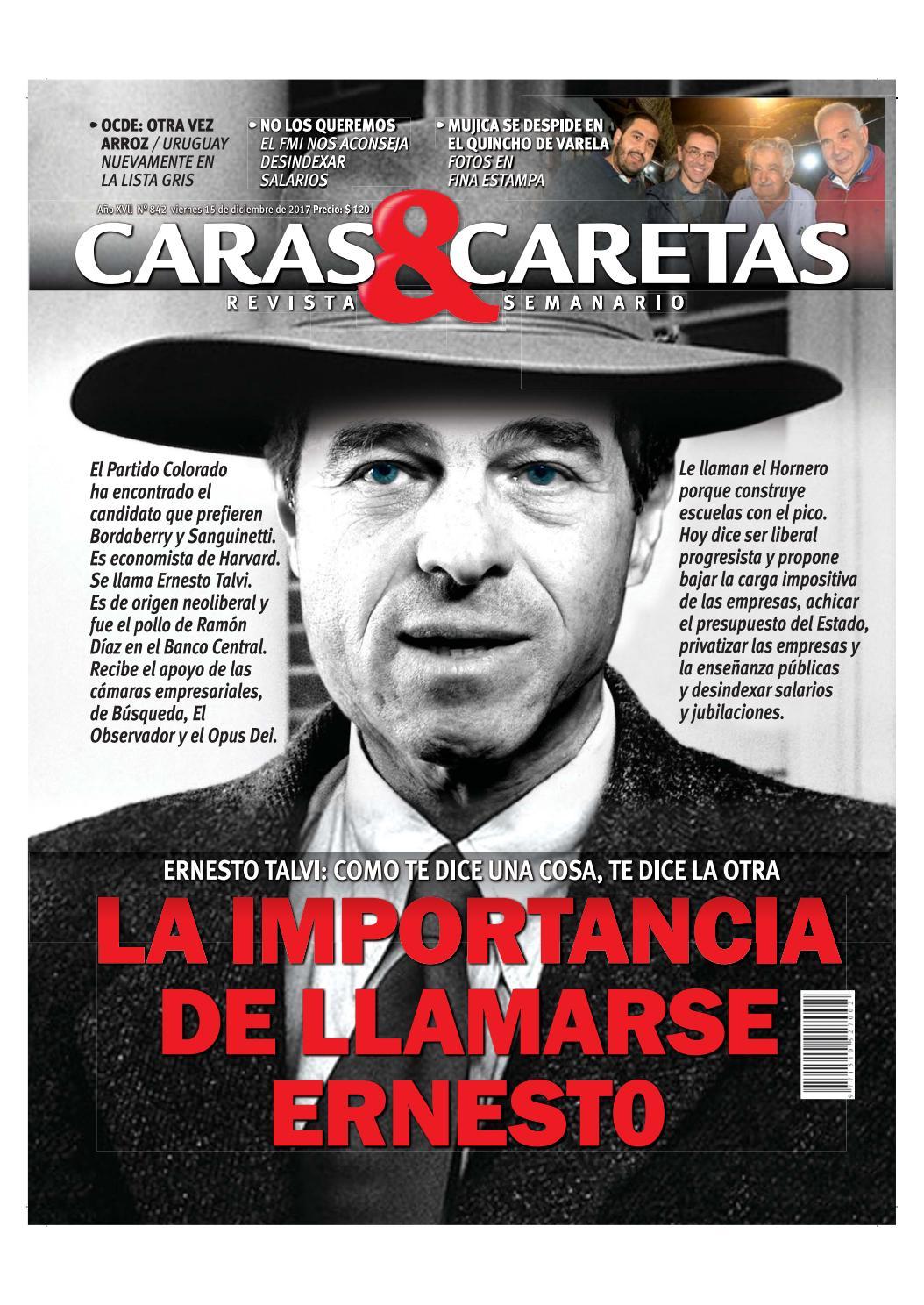 2d224ee5514 Caras y Caretas 842 by Caras y Caretas - issuu