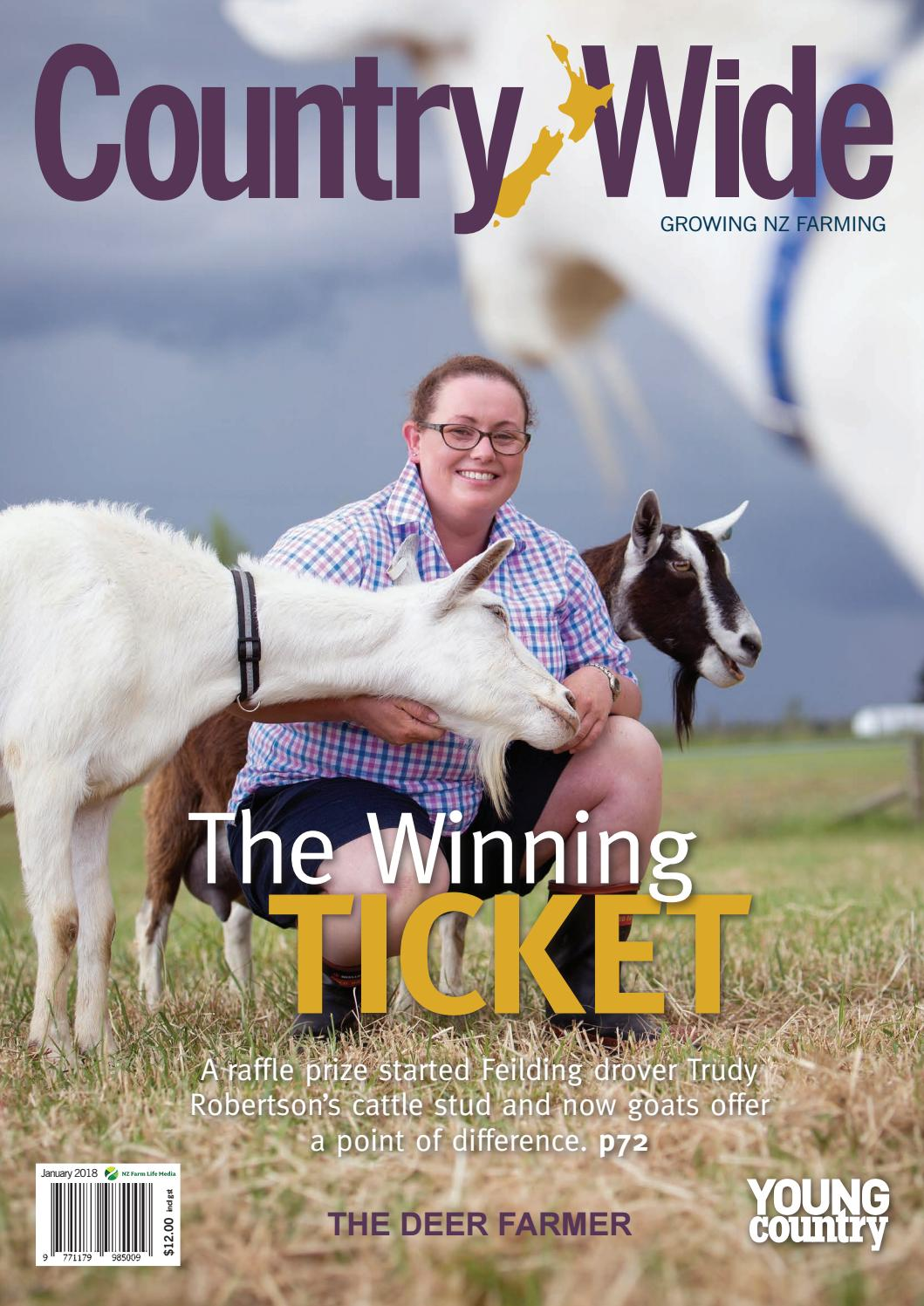 Country-Wide January, 2018 by NZ Farmlife Media - issuu