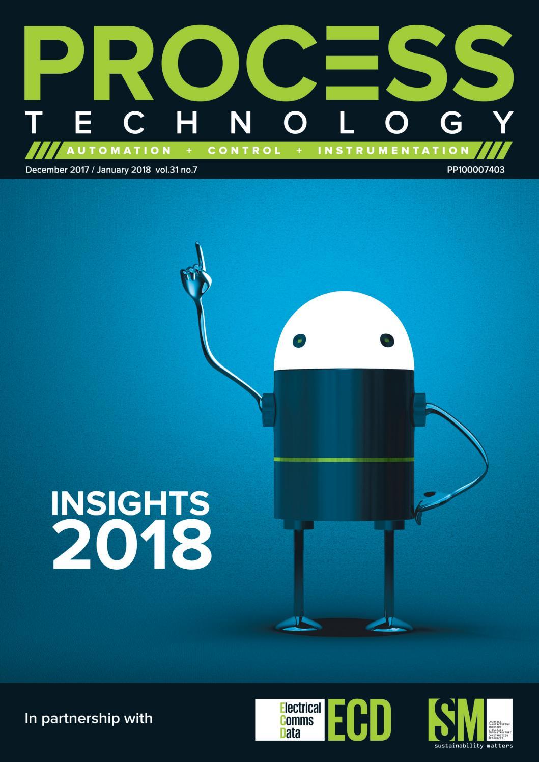 Process Technology Dec 2017 Jan2018 By Westwick Farrow Media Issuu Ai 7 Automatic Intelligent Optical Fiber Fusion Splicer