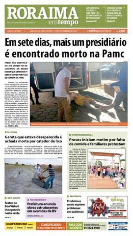 Jornal roraima em tempo – edição 809 by RoraimaEmTempo - issuu 85dc806fb08b7