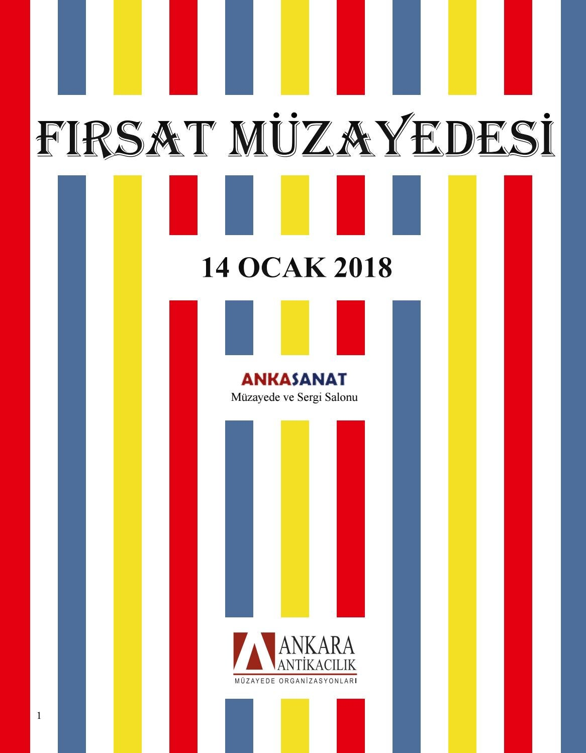 14 Ocak 2018 By Ankara Antikacilik Issuu