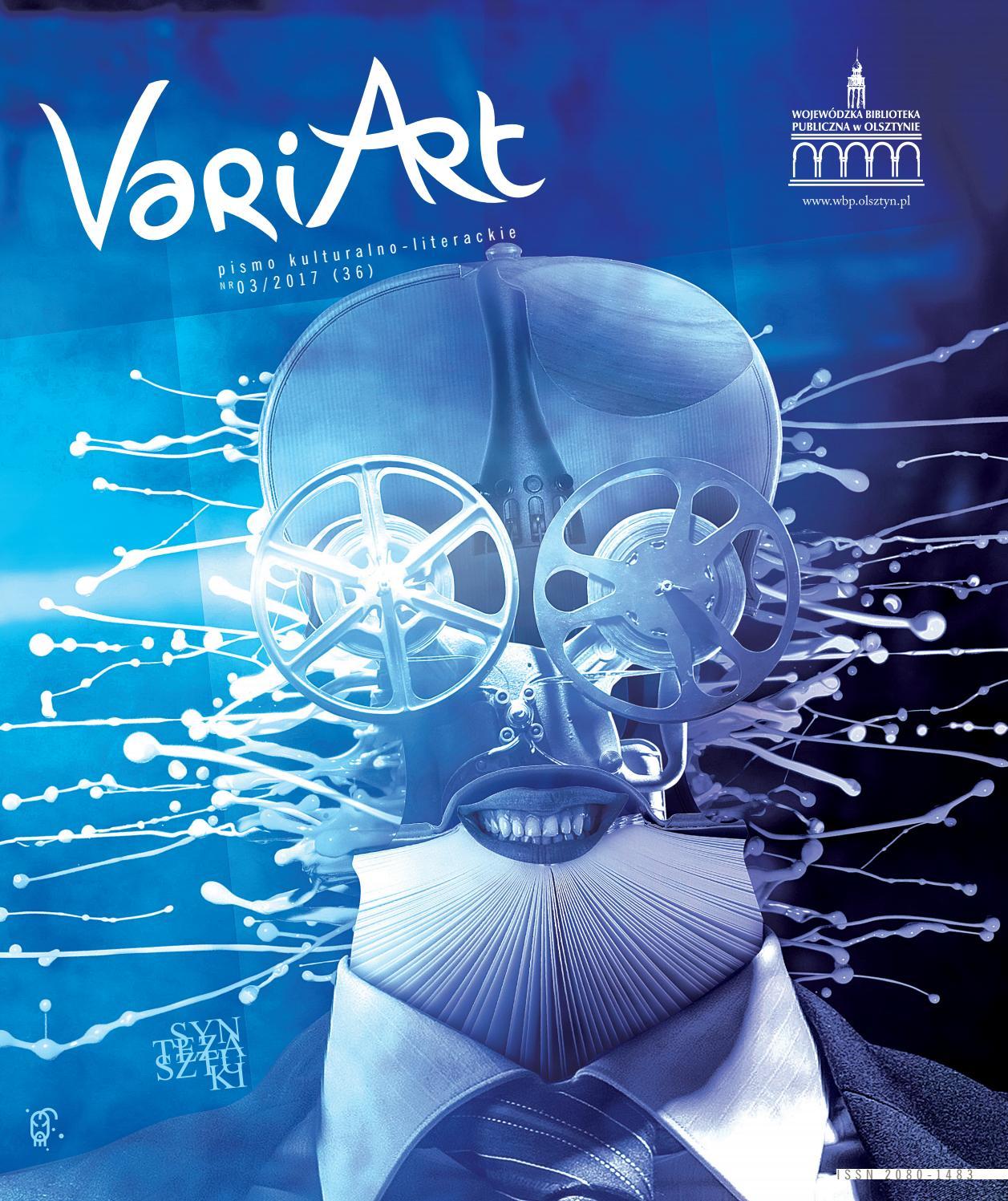 Variart 32017 By Wojewódzka Biblioteka Publiczna W