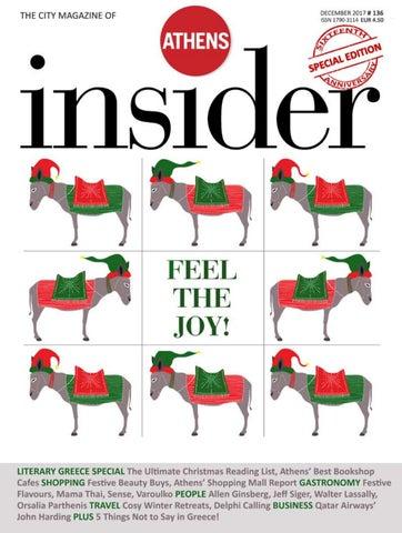 87b270b60d4 Athens insider 136 december 2017 by Insider Publications - issuu